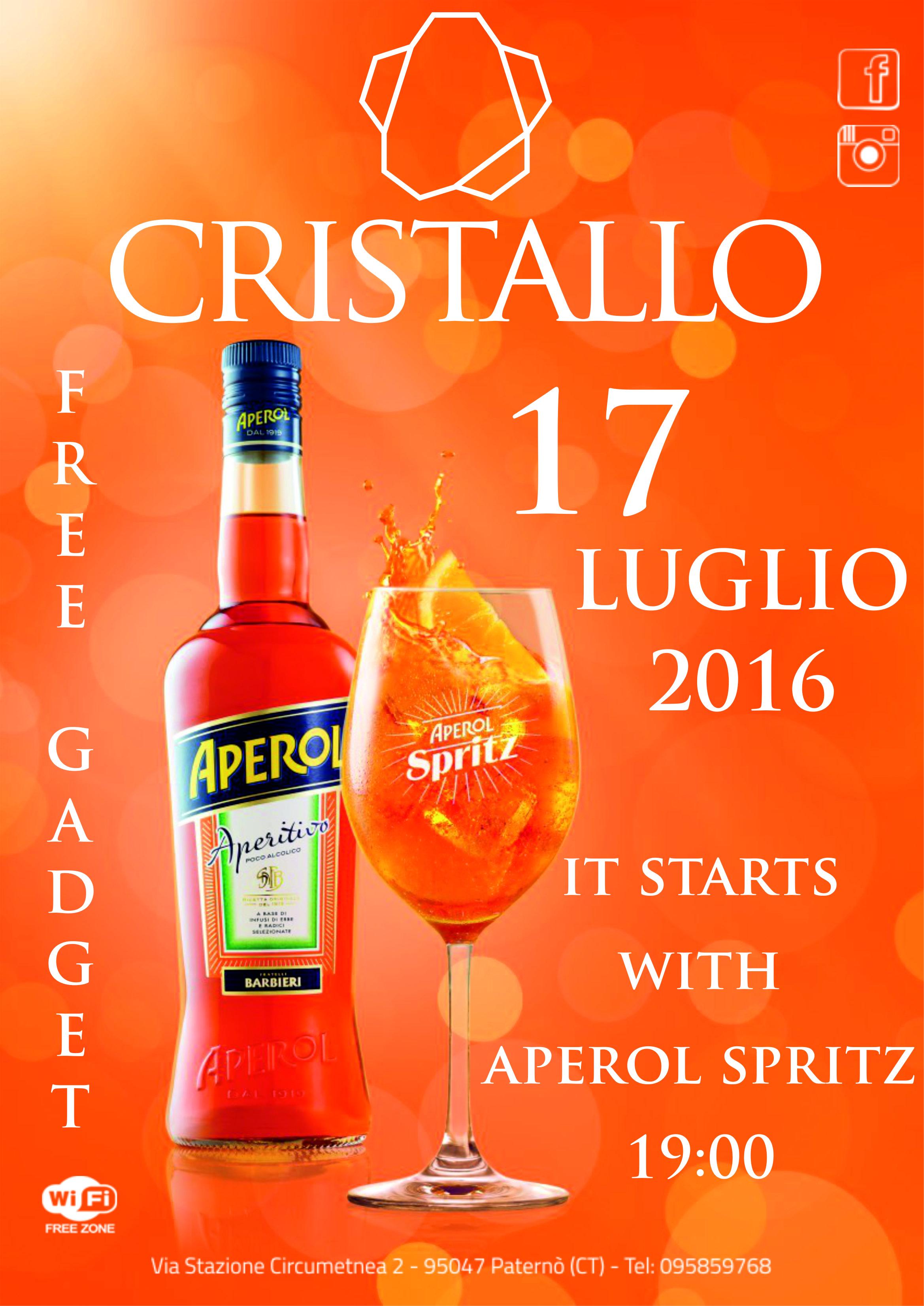 Apero Spritz 17-07-2016